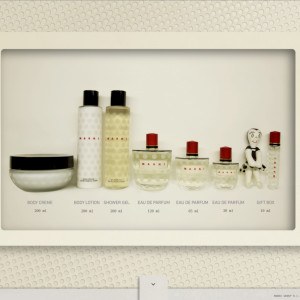 MARNI FRAGRANCE COLLECTION