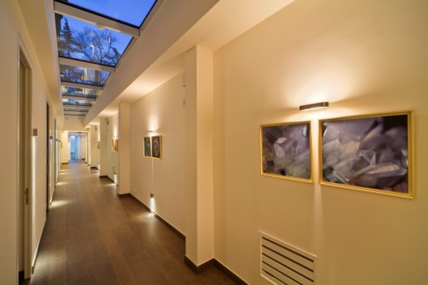 Palace Merano - Espace Henri Chenot, Hydrotherapy Corridor