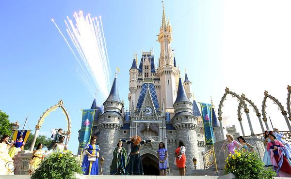Merida principessa Disney 2