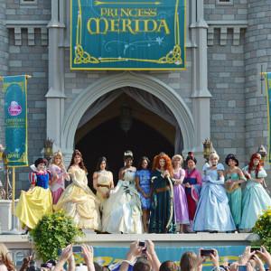 Merida principessa Disney