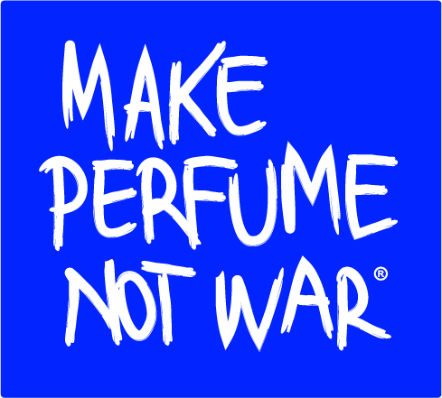 HdP_MakePerfumeNotWar_logo