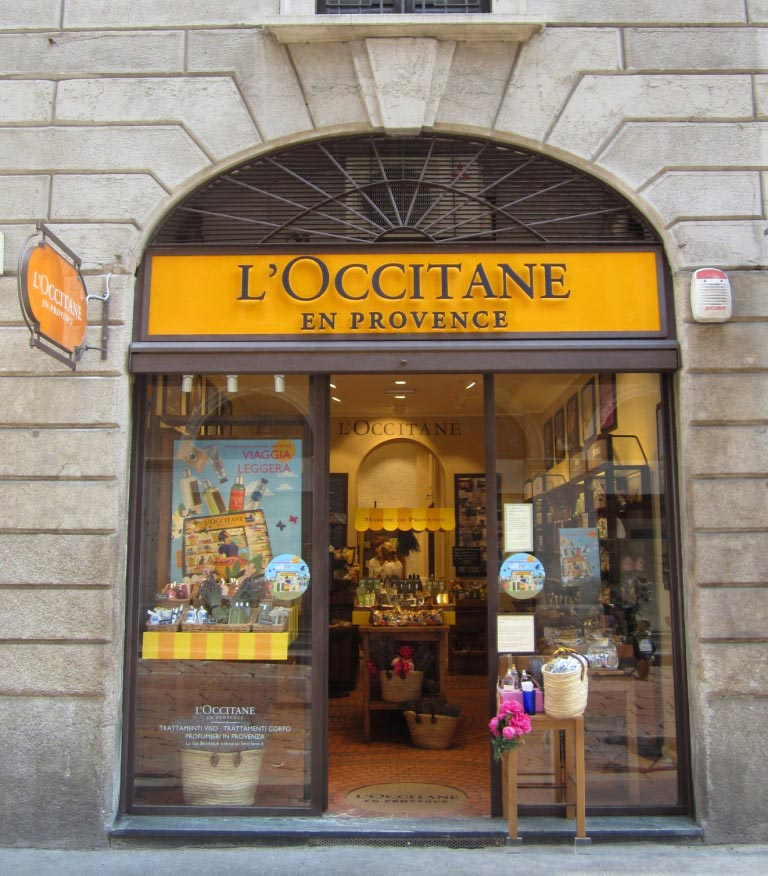 L'Occitane-En-Provence,-Via-Solferino-12-Milano