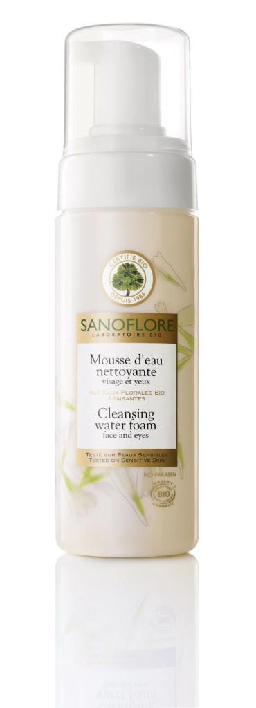 Sanoflore Mousse D'Acqua Detergente