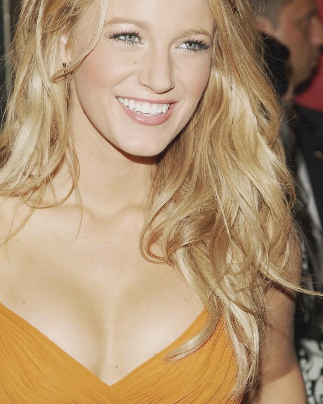 Blake Lively modella attrice