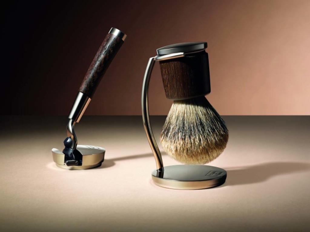 Acqua di Parma Collezione Barbiere Pennello da Barba e Rasoio da Barba