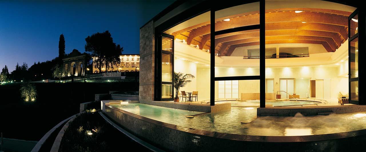 Fonteverde resort spa trattamenti da guru con vista sui colli beauty post - Ristoranti san casciano dei bagni ...
