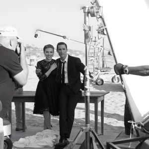 Dolce&Gabbana The One For Men Scarlett Johansson e Matthew McConaughey (2)