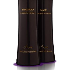 MTJ Shampoo + Mask Argan 400ml