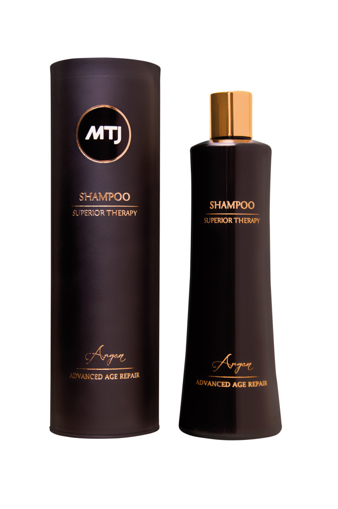 MTJ Shampoo Argan 400ml