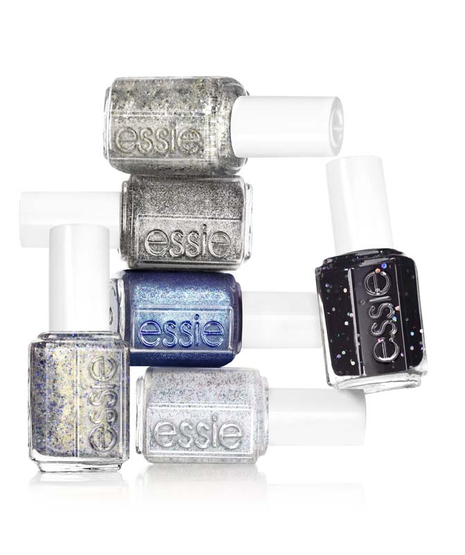 Essie Encrusted Treasures Collection Smalti