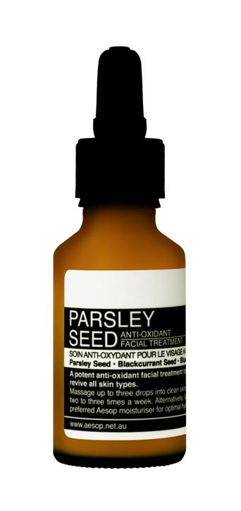 Parsley Seed di Aesop