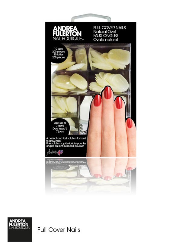 Andrea Fulerton Full Cover Nails