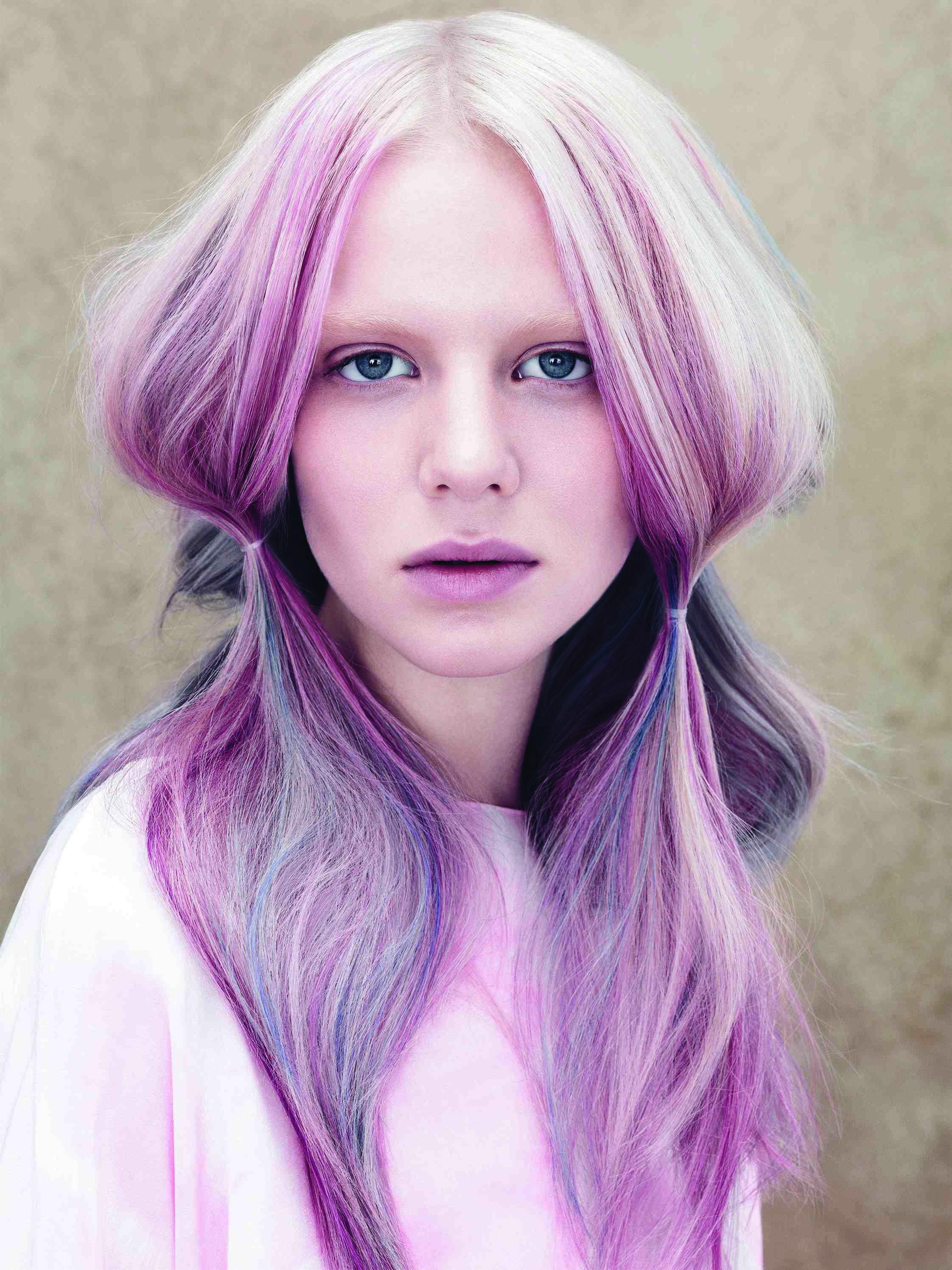 Voglio i capelli rosa. Sono il nuovo biondo... | Beauty Post