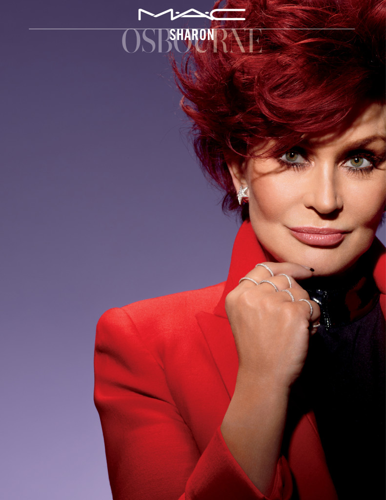 MAC Sharon Osbourne