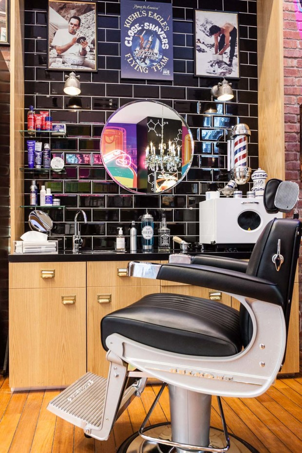 Bullfrog Barber Shop Milano