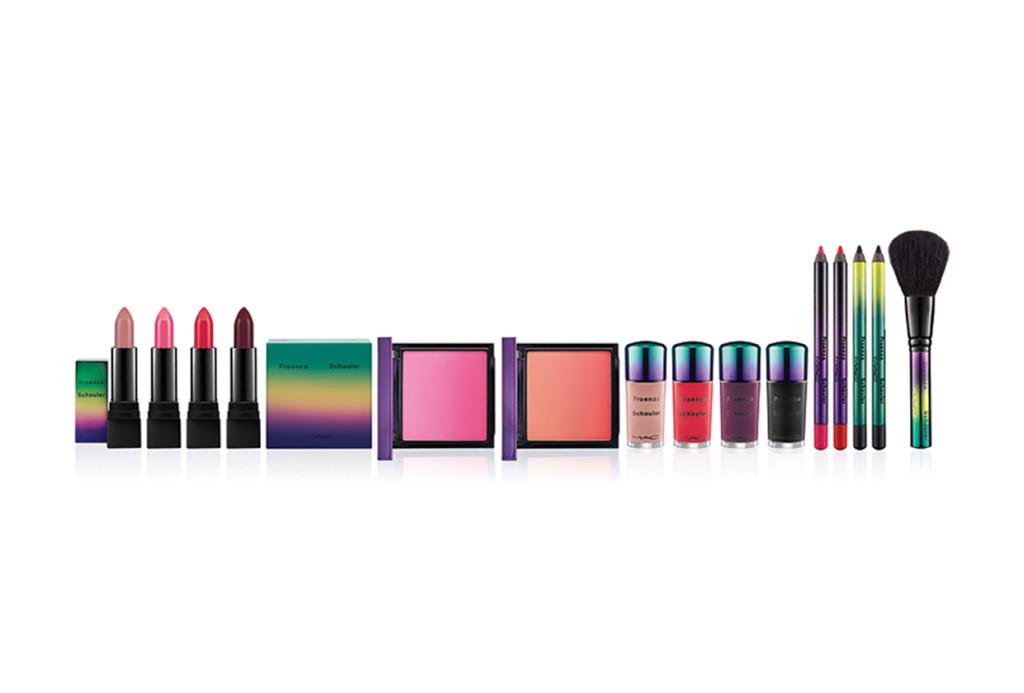 Mac Cosmetics Proenza Schouler LineUp 72