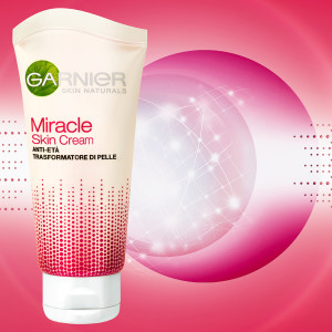 Miracle Skin Cream Garnier