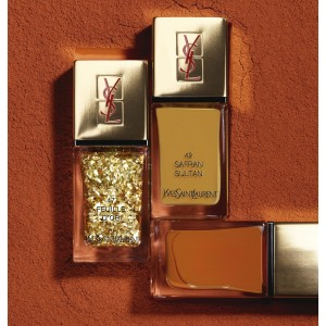 Yves Saint Laurent La Laque Couture Collection