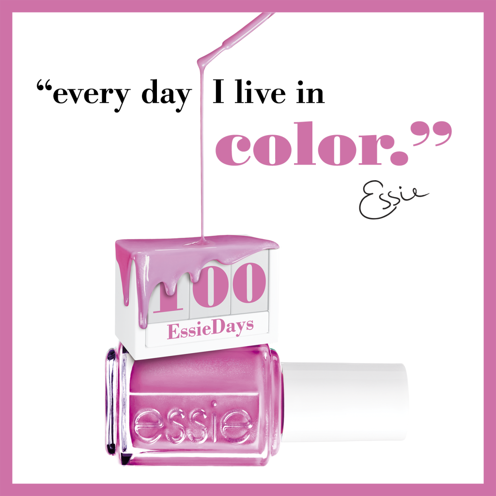 100 Essie Days - Splash copia