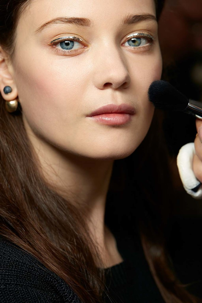 make up Dior haute couture