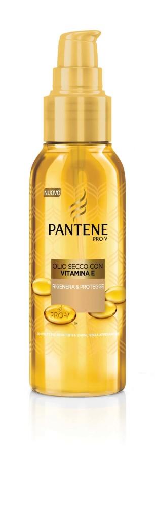 Olio Secco con Vitamina E Rigenera&Protegge