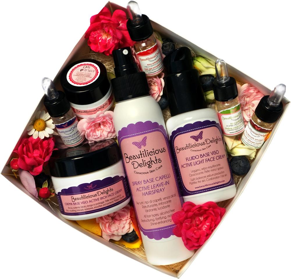 prodotti Beautilicious Delights