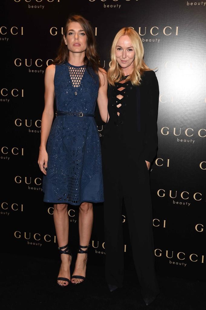 Gucci-Make-Up-Milano-Charlotte-Casiraghi-Milano-Fashion-Week