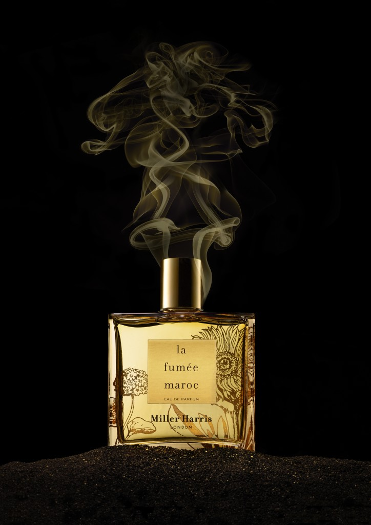 Miller Harris La Fumee Maroc Advertising Mood Shot