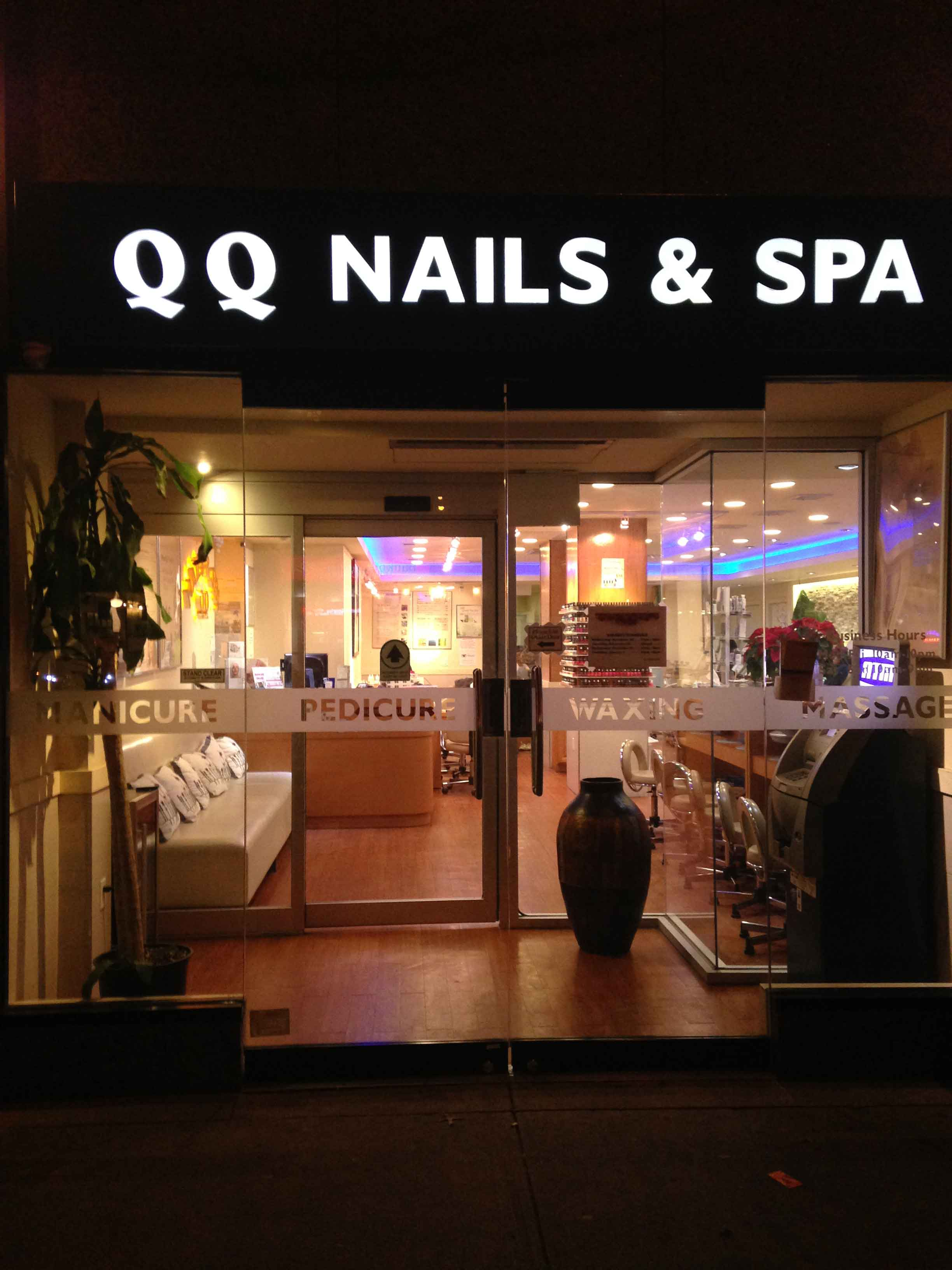 Farsi la pedicure a tempo a new york beauty post for 24 nail salon nyc