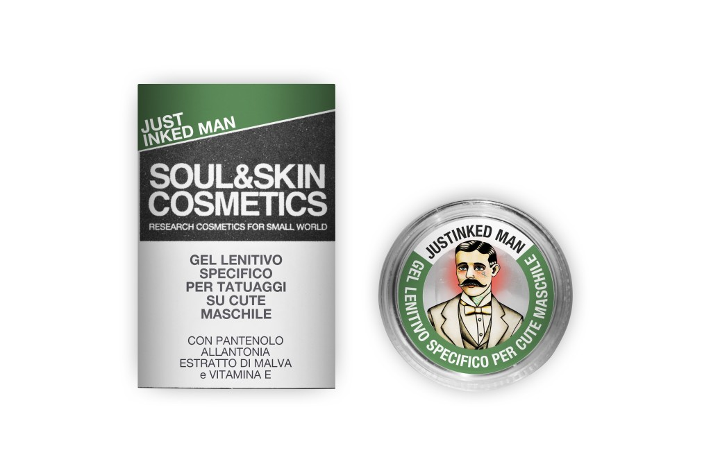 soul & skin cosmetics lenitivo uomo
