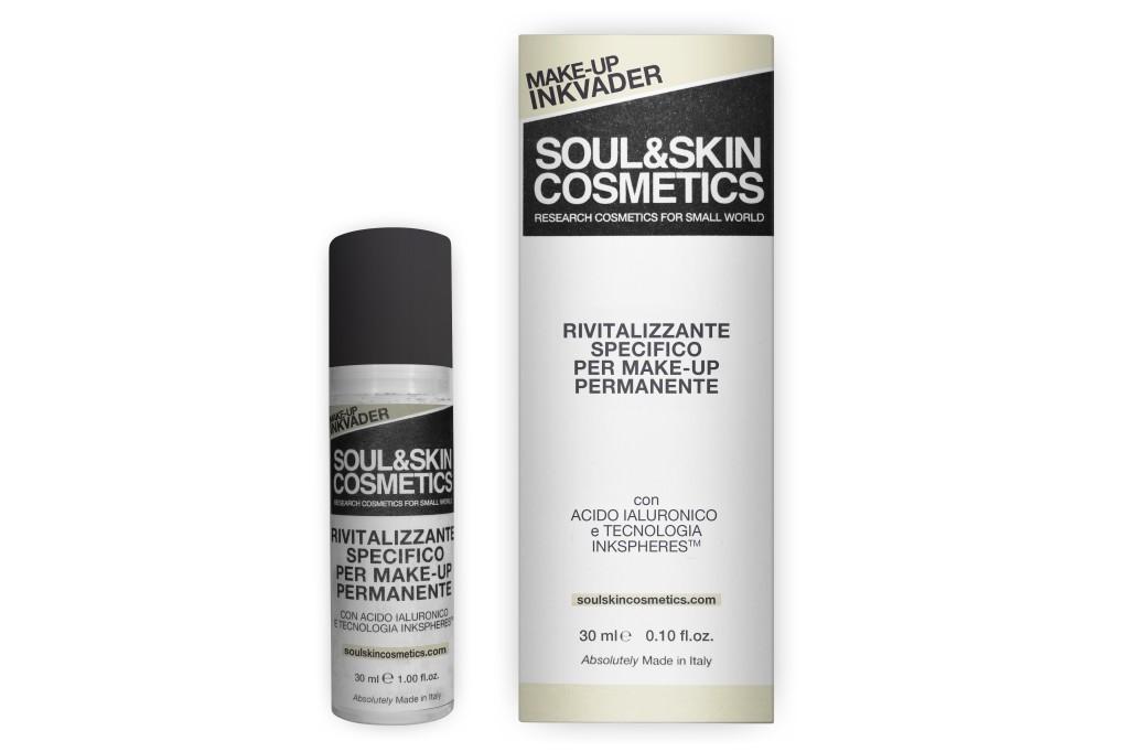 soul & skin make up