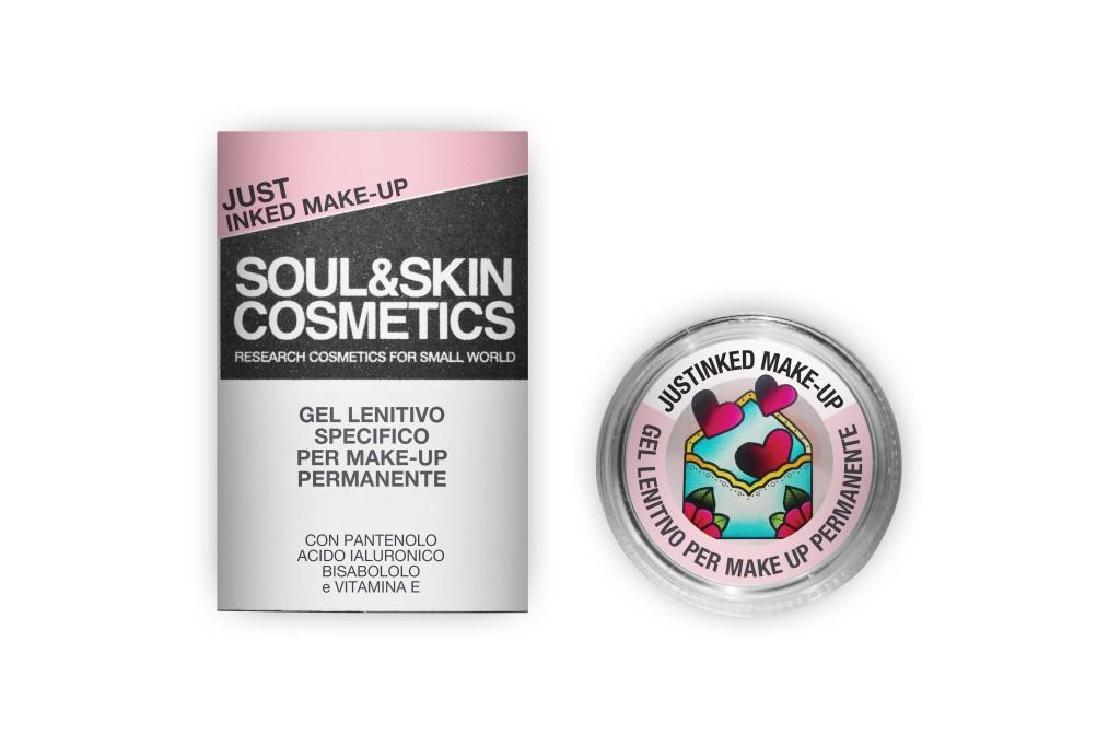 soul & skin make up 2