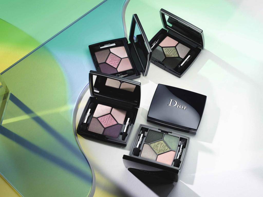 Dior Kingdom of Colors Primavera 2015 Palette 5 Couleurs