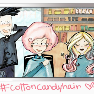 cottoncandyhair