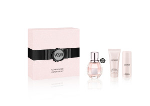 Flowerbomb XMAS16 + gel + body lotion