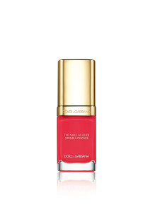 D&G THE NAIL LACQUER TROPICAL CORAL 615